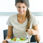 Натрупване на килограми за уголемяване на бюста?