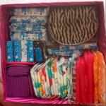 Организация за менструация: превръзки и тампони в редици и колони